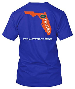 Florida Gators State of Mind Home T-shirt
