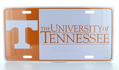 Tennessee Volunteers Logo License Plate