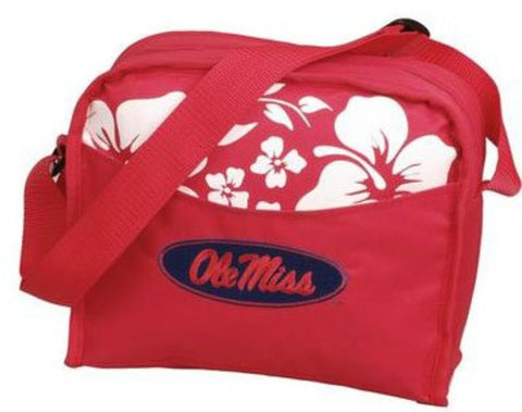 Picture of Ole Miss Rebels - NCAA Hibiscus Cooler Bag