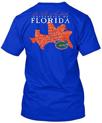 Florida Gators Pride of the South Tshirt