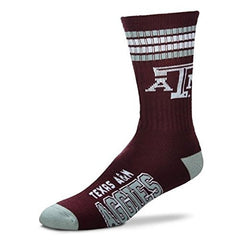 Texas A&M Aggies Crew Socks