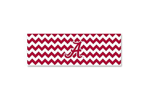 Alabama Crimson Tide Chevron Stretch Headband