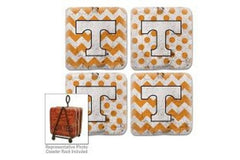 Tennessee Volunteers Coaster Set of 4