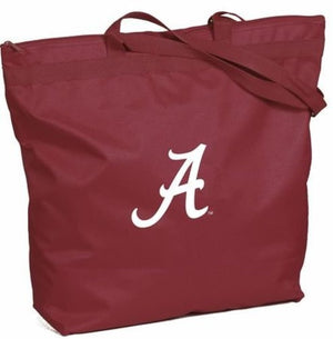 Alabama Crimson Tide - NCAA Zippered Tote