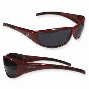 Alabama Crimson Tide Wrap Sunglasses