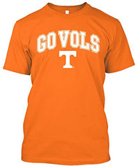 "Tennessee Volunteers ""Go Vols"" T-shirt - Tennessee Orange"