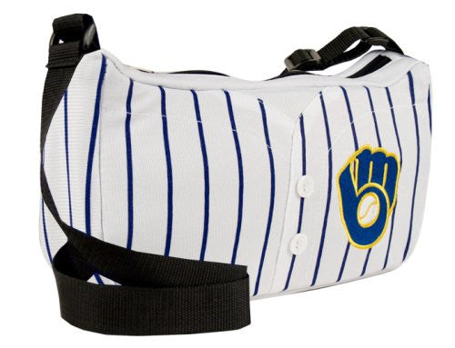 "Milwaukee Brewers Jersey Purse 12"" x 3"" x 7"""