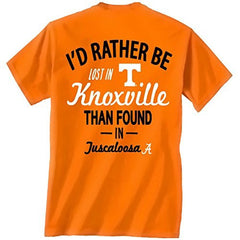 Tennessee Volunteers Lost in Knoxville Tshirt