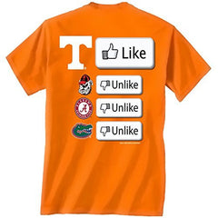 Tennessee Volunteers Like T-shirt