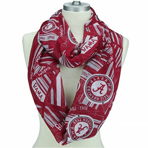 Alabama Crimson Tide Scarf
