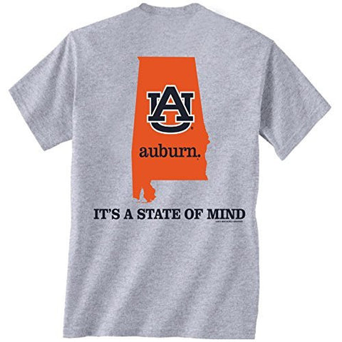 Picture of Auburn Tigers State of Mind T-shirt