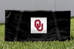 Oklahoma Sooners Cornhole Storage Carrying Case
