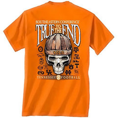 Tennessee Volunteers To the End Tshirt