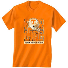 Tennessee Volunteers for Life T-shirt