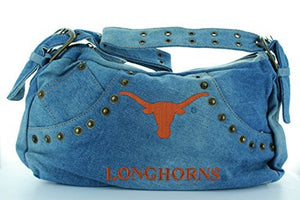 Texas Longhorns Denim Purse