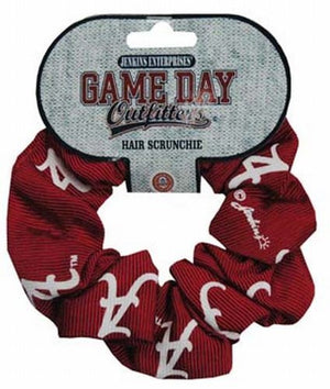Alabama Crimson Tide Ladies Hair Scrunch