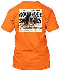 Tennessee Volunteers Smokey Bow Tie T-shirt