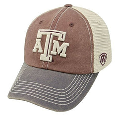 Texas A&M Aggies Hat Adjustable Trucker Style