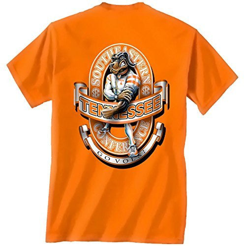 Tennessee Volunteers Banner Mascot T-shirt