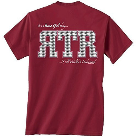 Picture of Alabama Crimson Tide RTR Tshirt