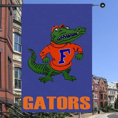Florida Gators Official NCAA 28 inch x 40 inch Silk Screen House Flag