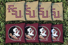 Florida State Seminoles Cornhole Bag Replacement Set (all-weather)