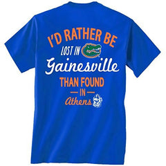 Florida Gators Lost in Gainesville Tshirt