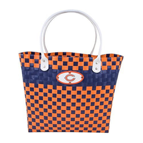 Picture of Chicago Bears Woven Tote Bag