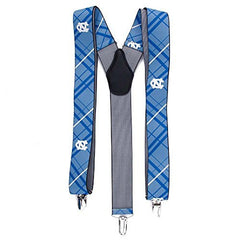 North Carolina Tar Heels Eagles Wing Oxford Suspenders