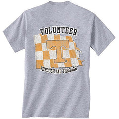 Tennessee Volunteers Through and Through T-shirt