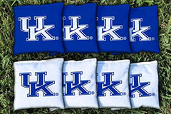 Kentucky Wildcats Replacement Cornhole Bag Set (all weather)