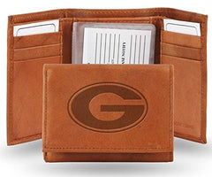 Georgia Bulldogs Official NCAA Leather Trifold Wallet