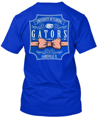 Florida Gators Bow Tie Tshirt