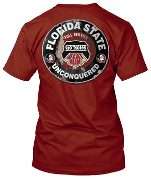Florida State Seminoles Mechanic Tshirt