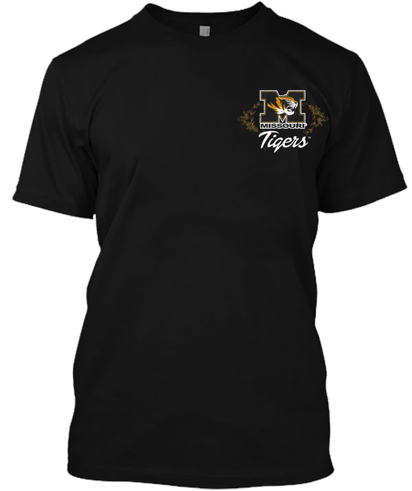 Missouri Tigers Pretty in Pink T-shirt