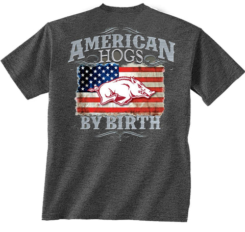 Picture of Arkansas Razorbacks American Tshirt