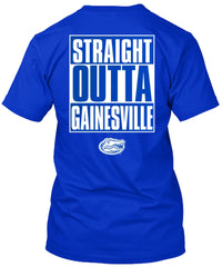 Florida Gators Straight Outta Gainesville Tshirt
