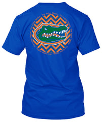 Florida Gators Chevron Tshirt