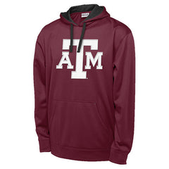 Texas A&M Aggies Men's Polyester Blend Hoodie Sweatshirt
