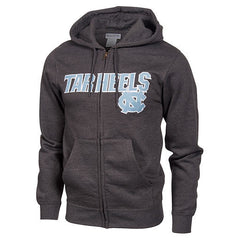 North Carolina Tar Heels Men's Zip Hoodie Sweatshirt