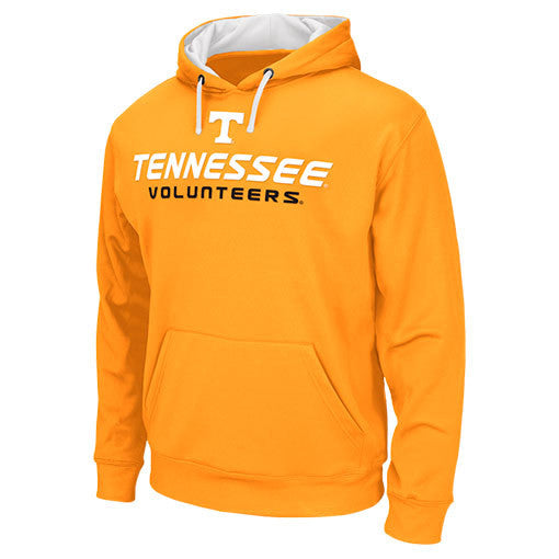 Tennessee Volunteers Orange Polyester Blend Hoodie