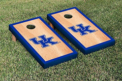Kentucky Wildcats Cornhole Game Set Hardcourt Version