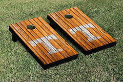 Tennessee Volunteers Cornhole Game Set Weathered Version