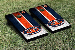Auburn Tigers Cornhole Game Set Vintage Version