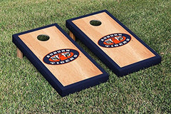 Auburn Tigers Cornhole Game Set Hardcourt Border Version