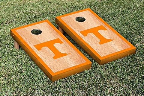 Picture of Tennessee Volunteers Cornhole Game Set Hardcourt Version
