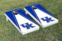 Kentucky Wildcats Cornhole Game Set Triangle Version 1