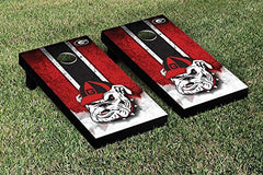 Georgia Bulldogs Cornhole Game Set Vintage Version 2