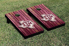 Texas A&M Aggies Cornhole Game Set Weathered Version