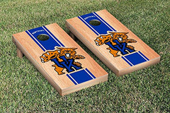 Kentucky Wildcats Cornhole Game Set Hardcourt Stripe Version 2